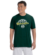 CSU Basketball T-shirt